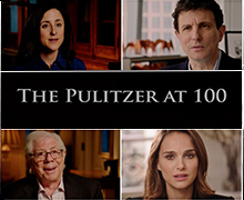 Pulitzer collage